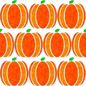 Marble Mosaic Pumpkins