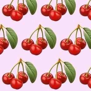 Retro Cherries 1