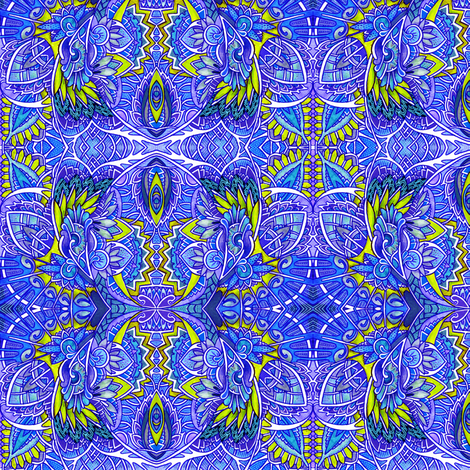 It Grows on You fabric by edsel2084 on Spoonflower - custom fabric