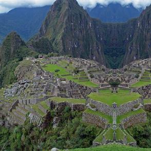 Our Visit to Machu Picchu