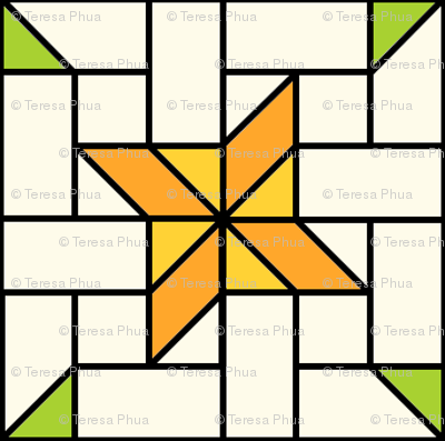 Star Mosaic 1