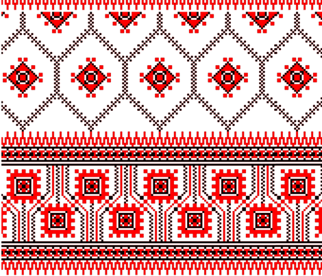 sorochka-1_x_large fabric by whotookmyname on Spoonflower - custom fabric