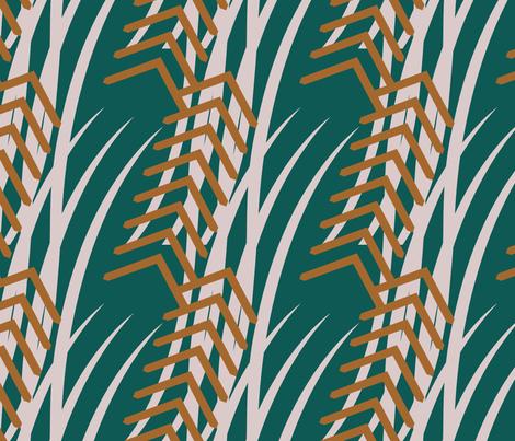 Jaws fabric by ideaink on Spoonflower - custom fabric