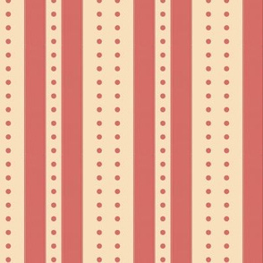 Stripes and Dots - Princess