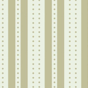 Stripes and Dots - Sandstone