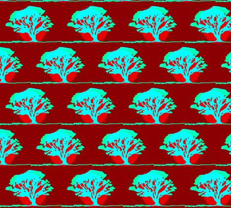 Setting Sun fabric by robin_rice on Spoonflower - custom fabric