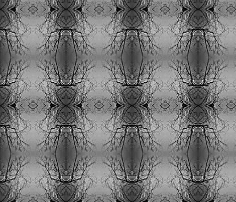 Spider Dream Trees fabric by relative_of_otis on Spoonflower - custom fabric