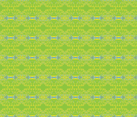 Green Tree Backdrop fabric by relative_of_otis on Spoonflower - custom fabric