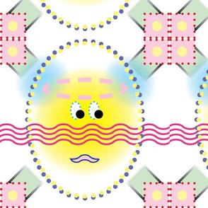 Egg Face Argyle16