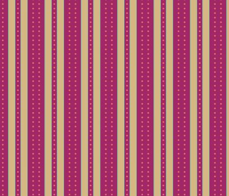 Stripes and Dots - Sluggish fabric by glimmericks on Spoonflower - custom fabric