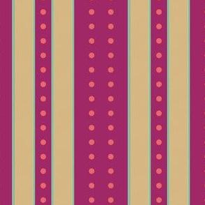 Stripes and Dots - Sluggish