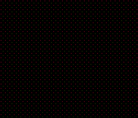 Swiss Holiday - on black fabric by glimmericks on Spoonflower - custom fabric