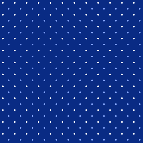 Swiss Hannukah fabric by glimmericks on Spoonflower - custom fabric