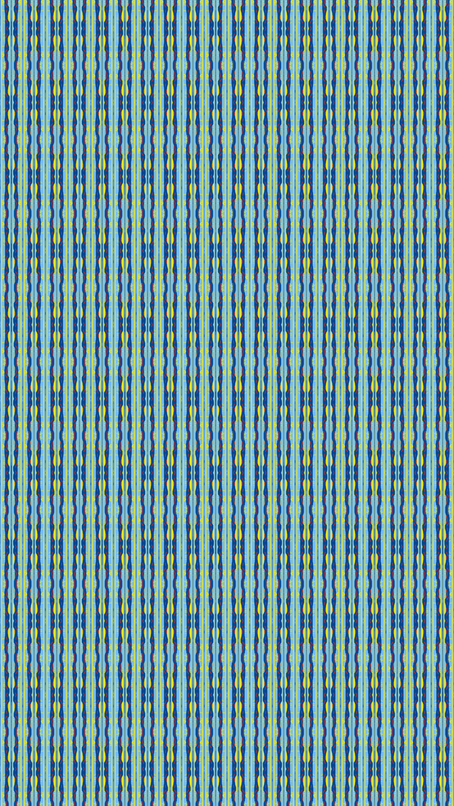 Red-Bead Blue Stripe II fabric by robin_rice on Spoonflower - custom fabric