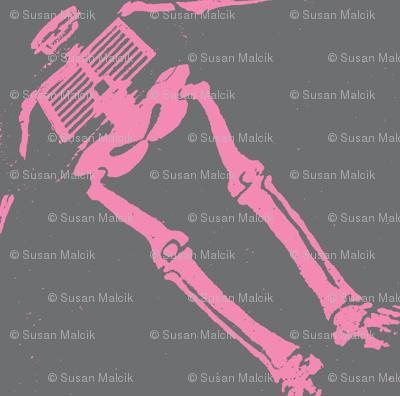 Skewered Skeletons on Parade