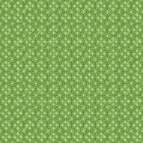 tiles verdant inv fabric by glimmericks on Spoonflower - custom fabric