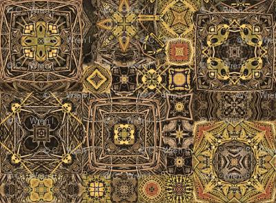 grasshopper-patchwork