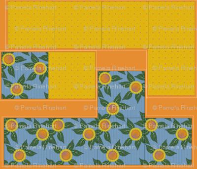 Giftbox - Sunflower