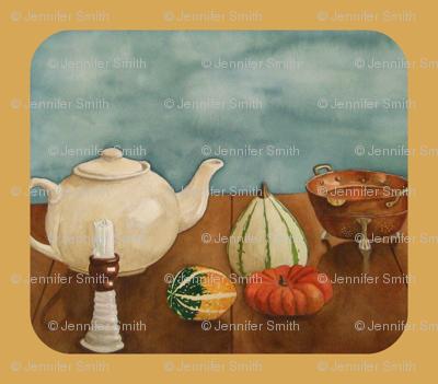Autumn Table -Sand