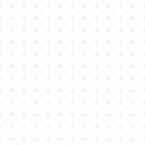 Ditsy print in a baby pink on white fabric by bargello_stripes on Spoonflower - custom fabric