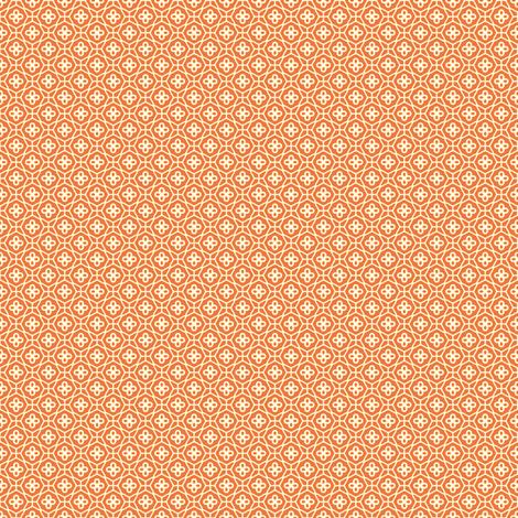 Butternut Lattice fabric by inscribed_here on Spoonflower - custom fabric