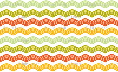 Ric rac pattern