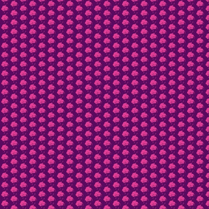 Rose plum-pink-small