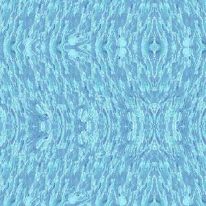 Crystalline blue -- repeat