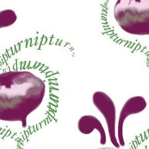 Salad Days: Purple Turnip