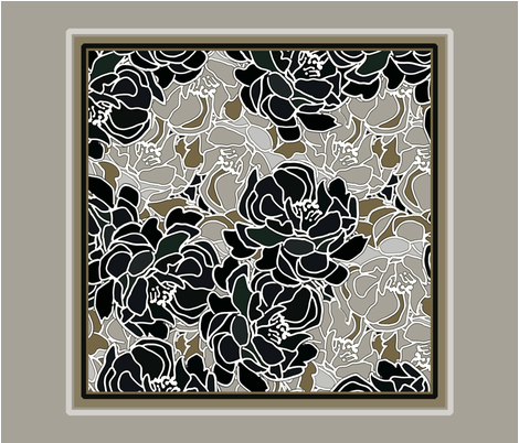 Patina Scarf fabric by joanmclemore on Spoonflower - custom fabric