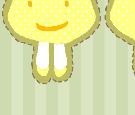 pumpkin girl plushie fabric by eoskoch on Spoonflower - custom fabric