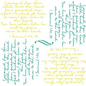 1 Samuel Script-ch