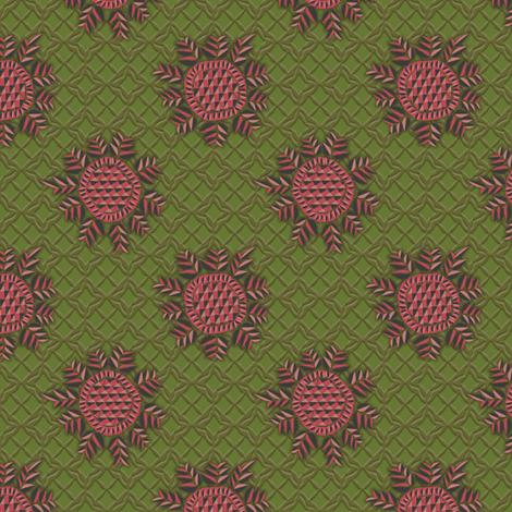 Christmas cut fabric by glimmericks on Spoonflower - custom fabric