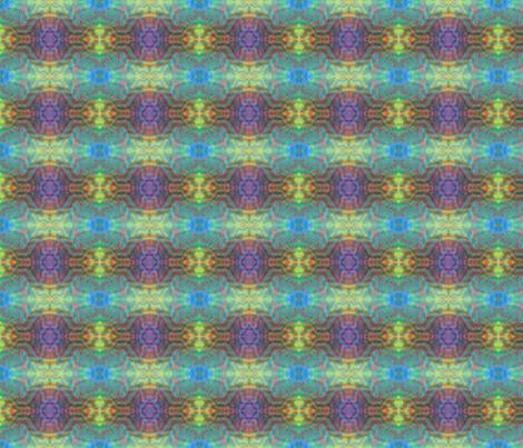 Tiny Twilight fabric by allida on Spoonflower - custom fabric