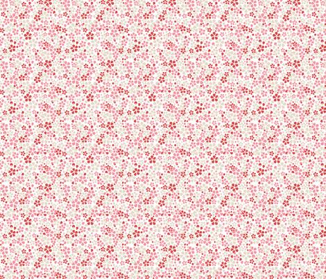 ditsy_rosie fabric by maeli on Spoonflower - custom fabric
