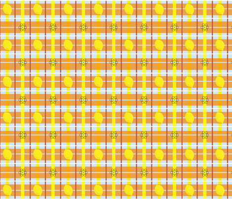 Cave Johnson fabric by ggi on Spoonflower - custom fabric
