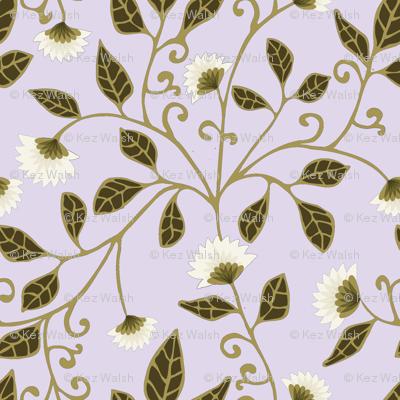 Vine Fabric