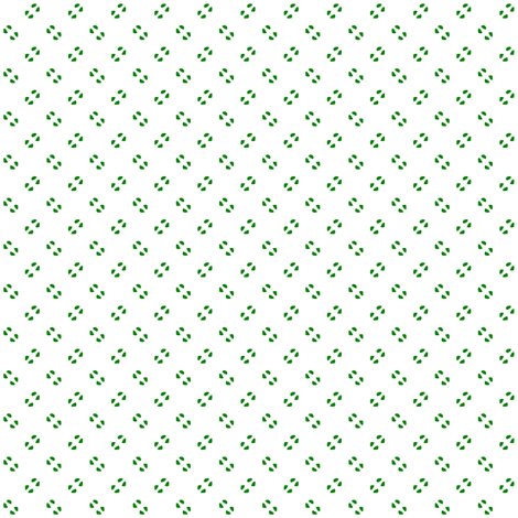 Simple speckles in Christmas green on white fabric by bargello_stripes on Spoonflower - custom fabric