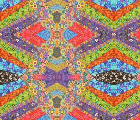 Felicidad fabric by lita_blanc on Spoonflower - custom fabric