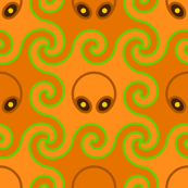 pumpkin head octopod