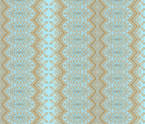 BirdLace fabric by joonmoon on Spoonflower - custom fabric