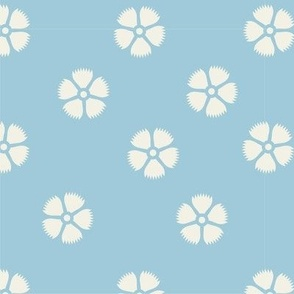 Powder Blue Sakura