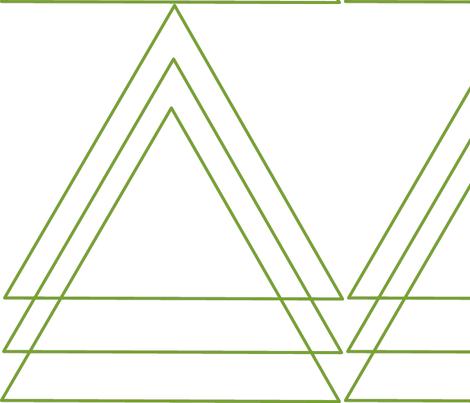 Love Triangles fabric by lana_kole on Spoonflower - custom fabric