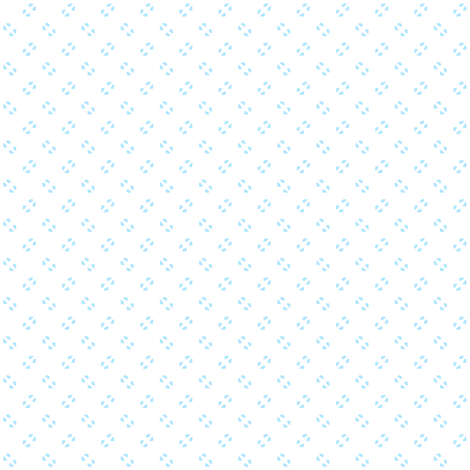 Simple speckles in baby blue on white fabric by bargello_stripes on Spoonflower - custom fabric