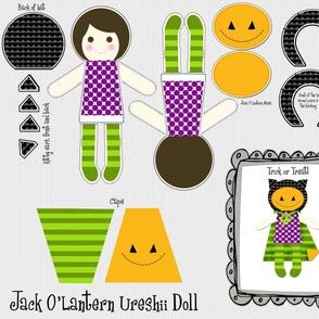 Ureshii Doll Halloween