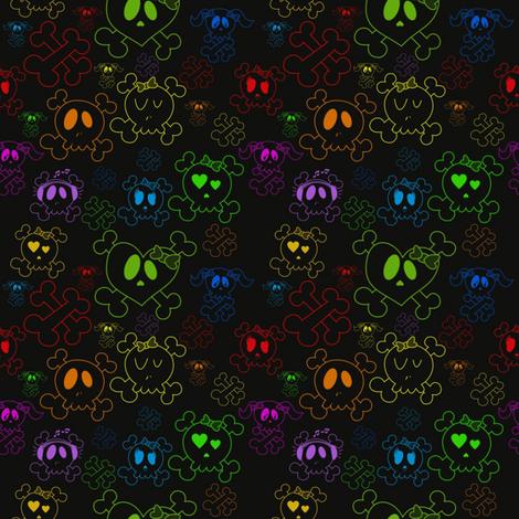 ditsy3 fabric by jnifr on Spoonflower - custom fabric