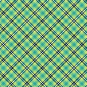 Tartan - Night Falls Softly - © PinkSodaPop 4ComputerHeaven.com