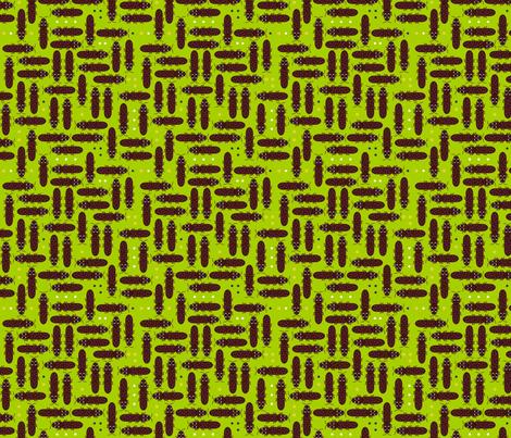clicks fabric by slothdaddy on Spoonflower - custom fabric