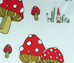 Mushrooms & Gnomes Scatter