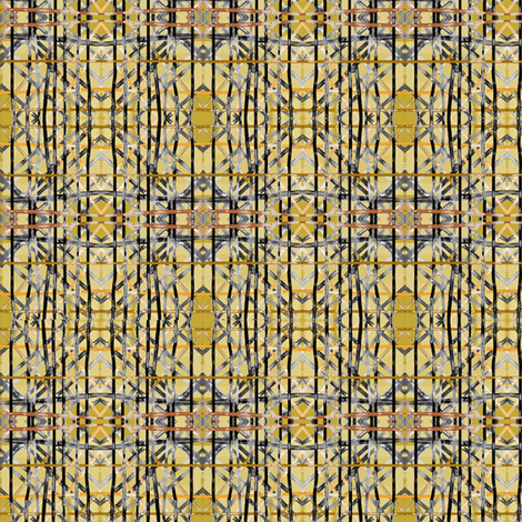 Intersection fabric by karendel on Spoonflower - custom fabric